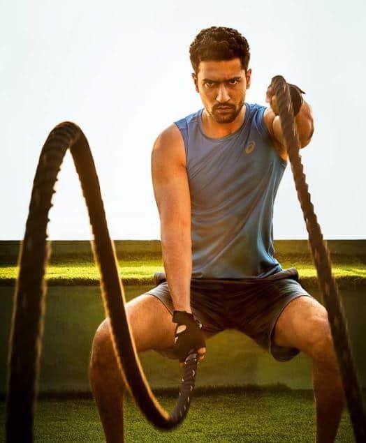 vicky kaushal workout routine