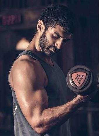 Aditya Roy Kapoor fitness