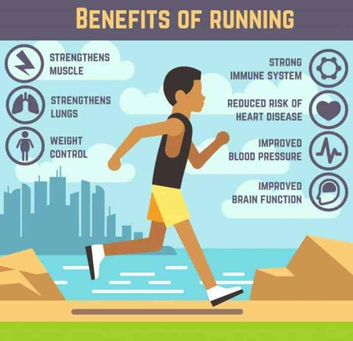 jogging health benefits