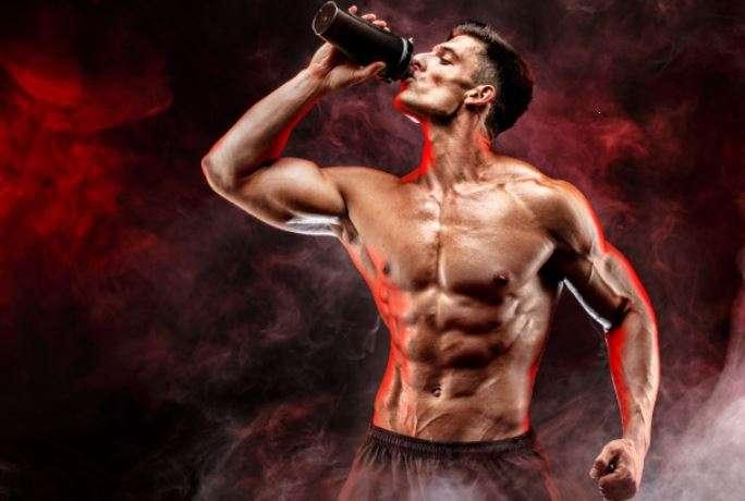 muscular body workout diet plan