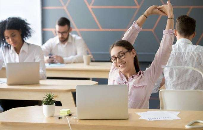 stretching to do at your workplace