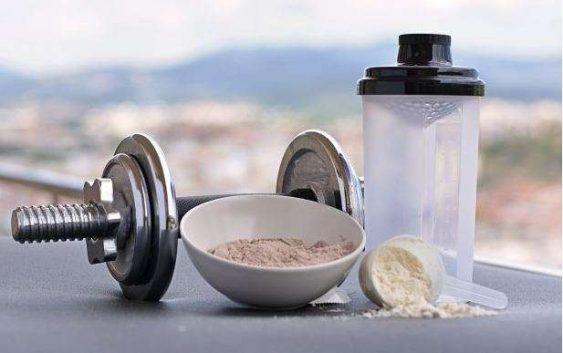 post workout whey protein powder