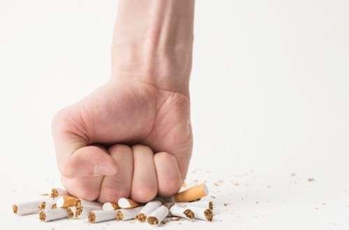 never smoking