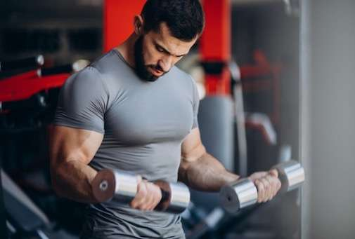 weight gain workout routine