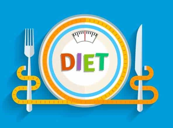 lose weight with diet plan