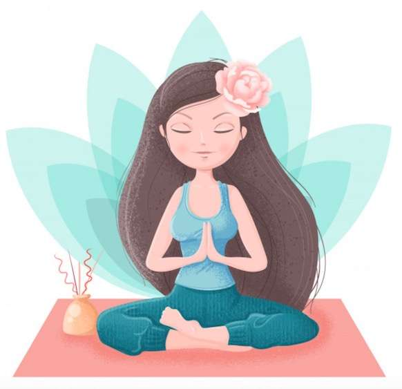 meditation and ayurveda balance