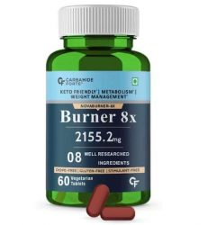 Carbamide Forte Fat Burner review