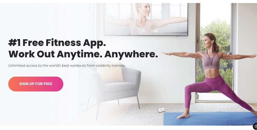 FitOn best workout fitness app