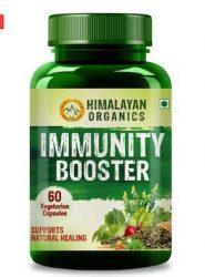 Himalayan Organics Immunity Booster Vegetarian Capsules Review