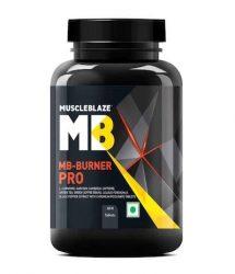 MuscleBlaze (MB) Fat Burner Pro review