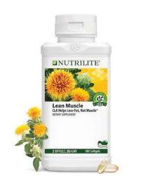 Nutrilite Lean Muscles review