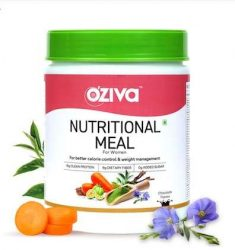 Oziva High Protein Meal Replacement Shake review