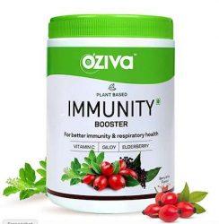 Oziva Plant-based Immunity booster review