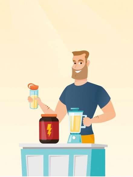best whey protein powder for men