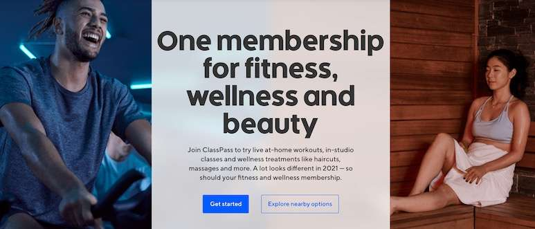 classpass best workout apps for iphone
