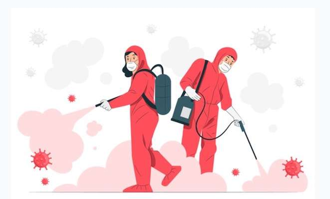 covid sanitization covid helpline