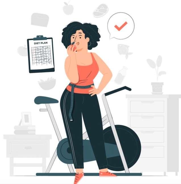 diet plan for women weight gain