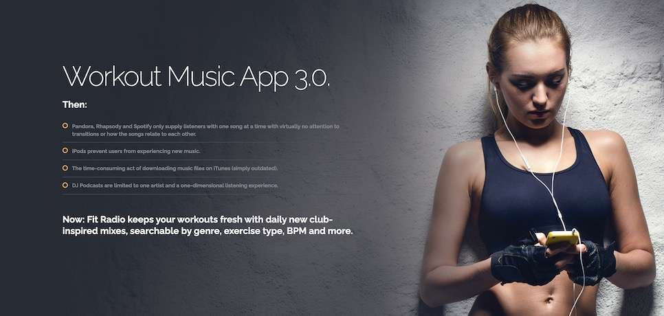 fit radio app best workout app for iphone users