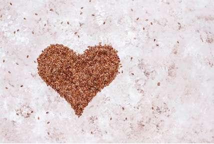 flax seeds healthy heart