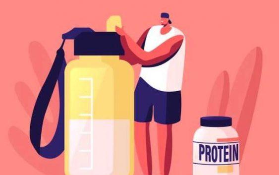 post workout protein diet plan