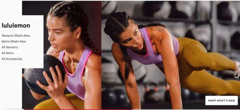Lululemon best gym clothing for women