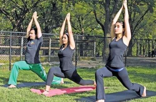Payal Gidwani Tiwari fitness trainers in india