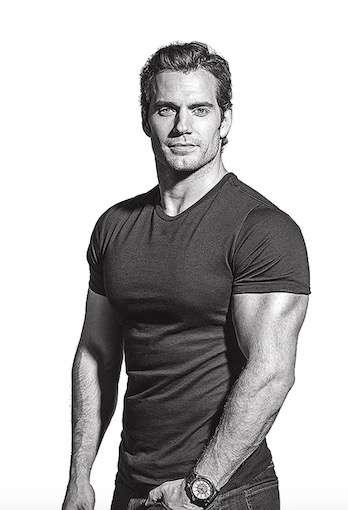 Superman Henry Cavill fitness secrets