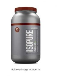 Isopure low-carb 100% Whey Protein
