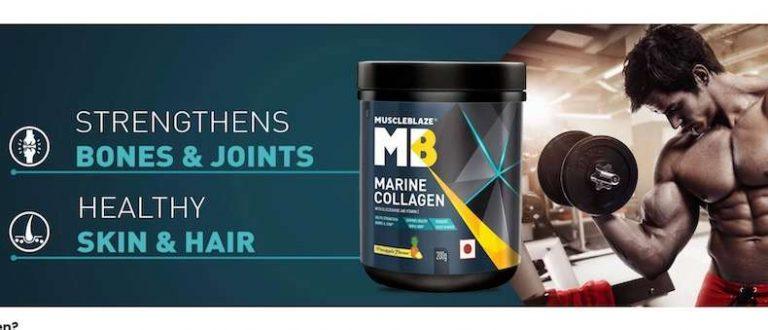 MB Collagen supplement for skin
