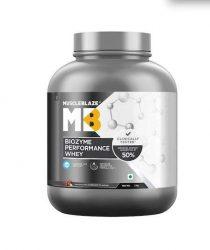 MuscleBlaze Biozyme Performance Whey