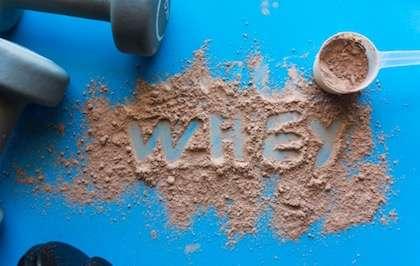 Whey Protein Powder for Men